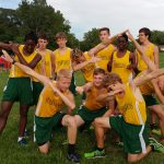 Boys Cross Country Competes at Ottawa Park