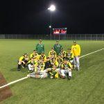 Varsity Baseball wins 5th City Title in a Row