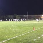 Varsity Football hangs on to defeat Scott, 17-14