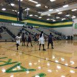 Varsity Girls take down the Lady Indians, 73-32