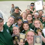 Varsity and JV Softball both capture City Titles