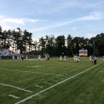 Varsity Football notches first win over Swanton