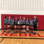 JV Volleyball captures City Title