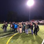 '78 City Championship Football team honored