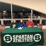 Emily Marsh signs to play softball at Notre Dame College