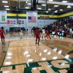 Spartans grab big victory over the Rams in double overtime