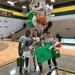Lady Spartans victorious on Senior Night