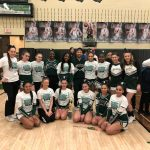 Cheer Competition Team has a fine showing at State Meet