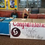 Jagielski and Isom sign to play basketball