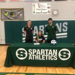 Sydney Stopera signs to play Volleyball at Terra State