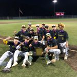 Baseball captures 7th City League Title in a row