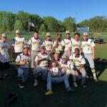 JV Baseball captures another City League championship