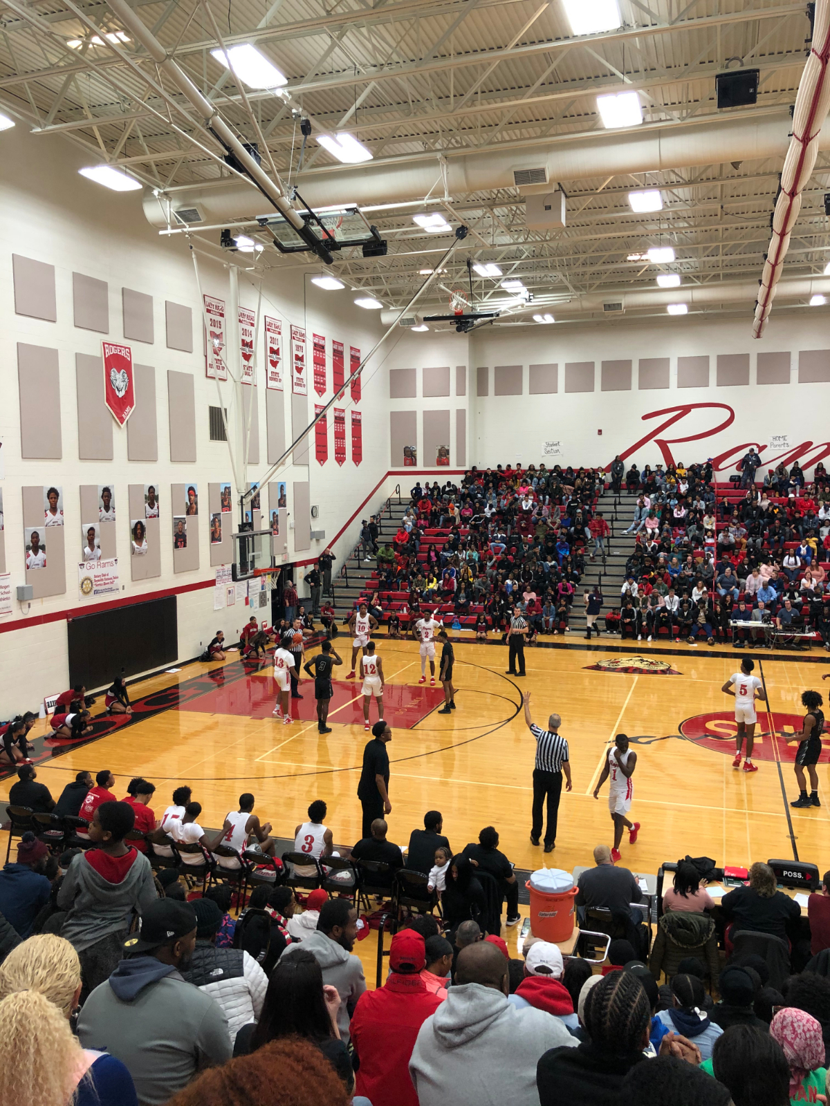 Spartans take a tumble at Rogers