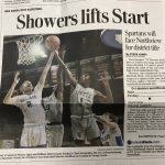 Spartans roll into District Final
