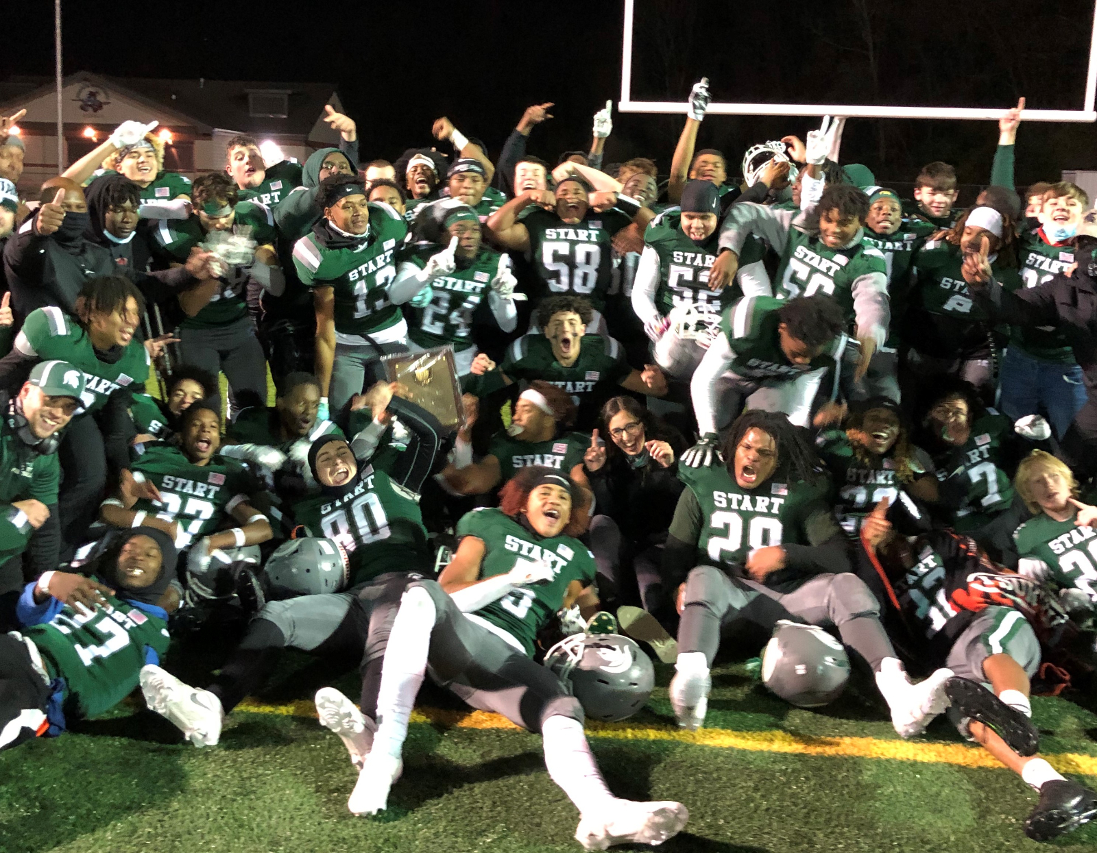 Another crazy finish captures title for the Spartans