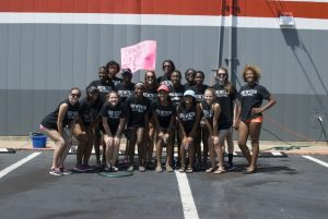 Volleyball Carwash
