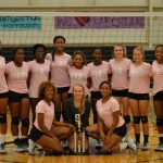 Brewtech Volleyball 2015 Area Champions