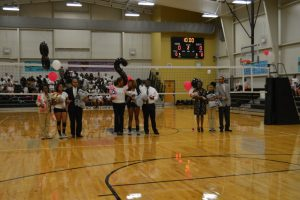 Brewtech Volleyball Senior Night