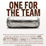 Chipotle Fundrasier