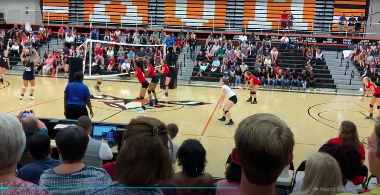 Video Highlights: North Allstars @ South Allstars