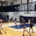Lady Rams Rout Milton High(GA)