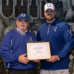Tri-Central's George Gilbert a National Finalist for Don Shula Coach of the Year Award