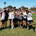 MS Boys Track and Field Win Championship