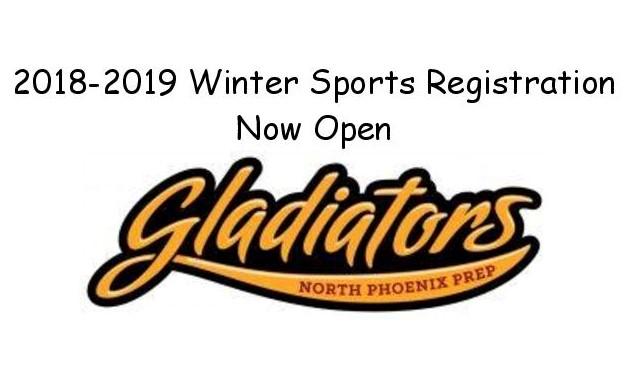 2018-2019 Winter Sports Teams Info Sheets
