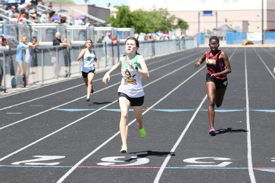 Gladiators HS Track and Field – Heading to State