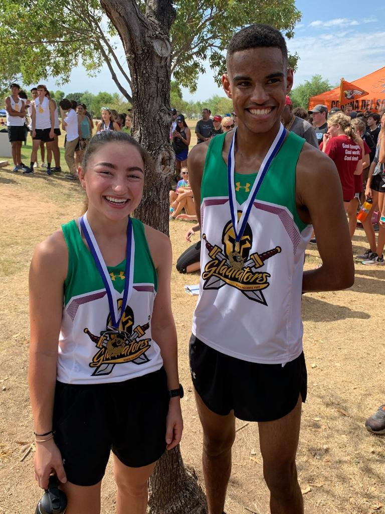NPX Varsity Cross Country Excels at Chandler Invitational