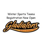 Winter sports announcement.
