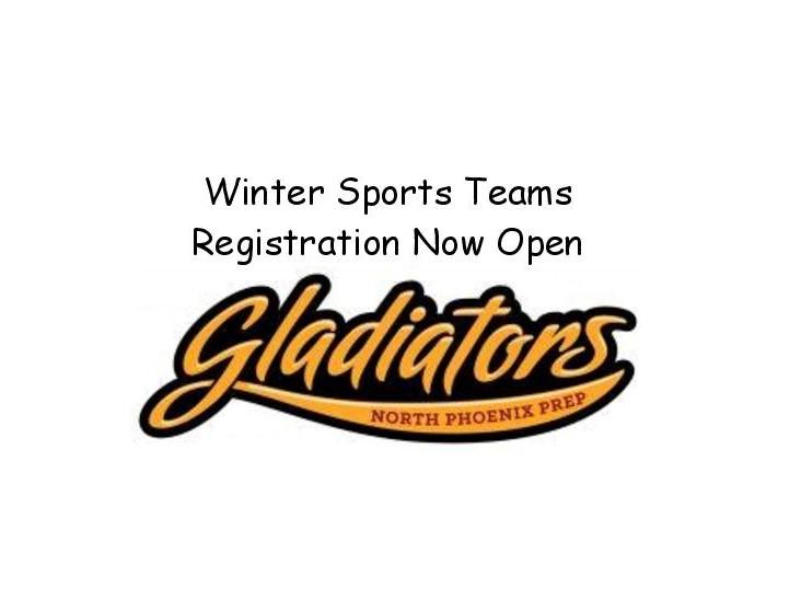2019-2020 Winter Sports Teams Info Sheets