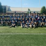 Patriots football team travels to The University of Mount Union