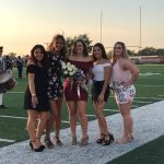 Lily Nelson crowned 2017 Homecoming Queen