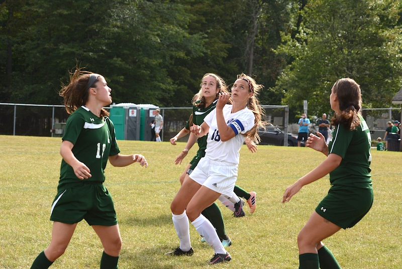 A Love of the Game Inspires Valley Forge Soccer Captain