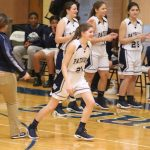 Varsity Girls Basketball vs Normandy