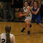 Varsity Girls Basketball vs Bay