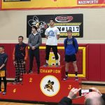 Michael Miller advances to Perrysburg