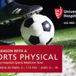 Free Sports Physicals June 8