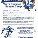 Youth Soccer Camp July 9 -13