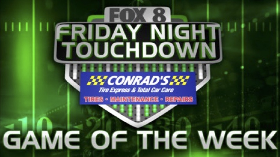 Vote for Valley Forge – FOX 8 Game of the Week.