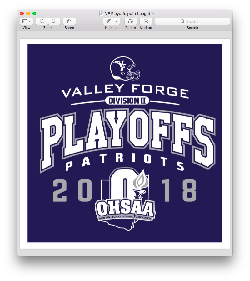 Play Off Tickets and T Shirts on Sale Tomorrow