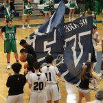 Boys Basketball Action vs Holy Name