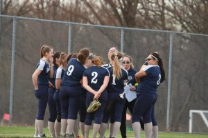Varsity Softball Photos