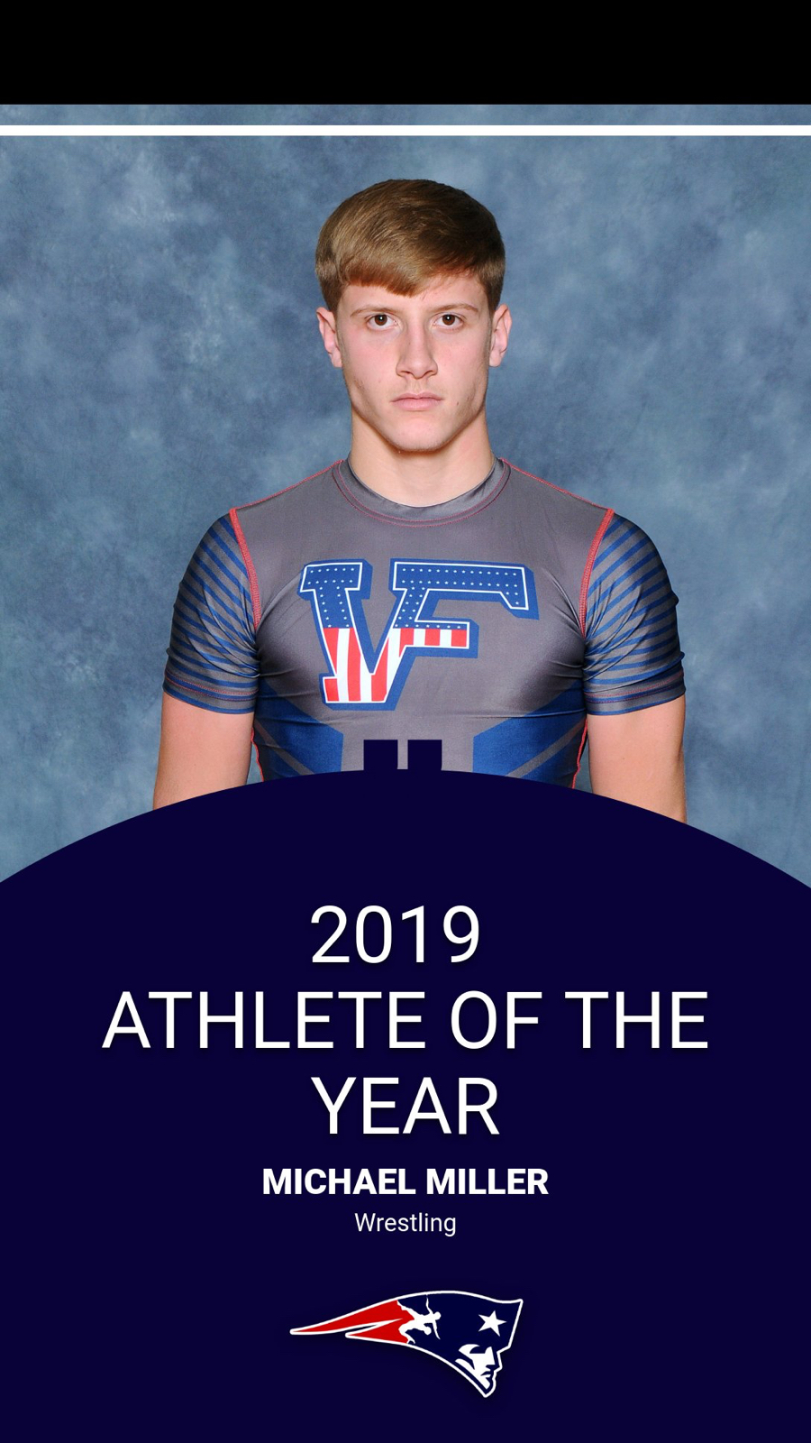 Male Athlete of the Year