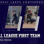 Mattea Vedova GLC First Team