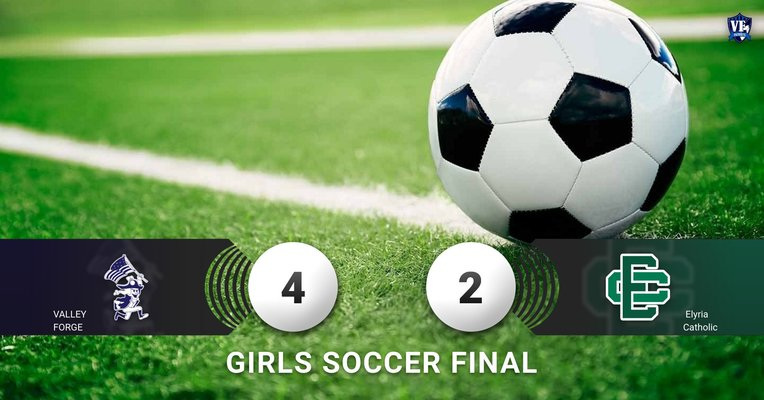 Girls Soccer wins second in a row 4-2 over Elyria Catholic