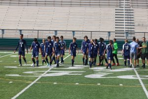 JV Soccer Action Pics
