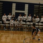 JV Volleyball Action Pics
