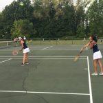 Tennis Places Seven at GLC Tournament